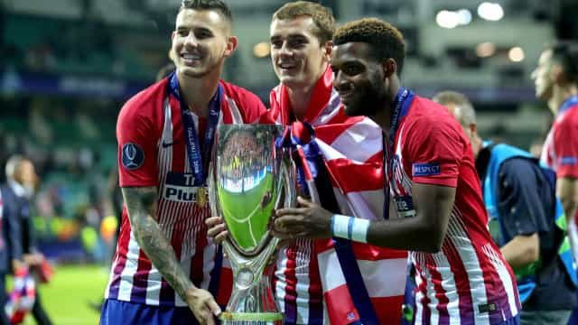 Com Simeone e títulos, Atlético se aproxima de Real e Barcelona