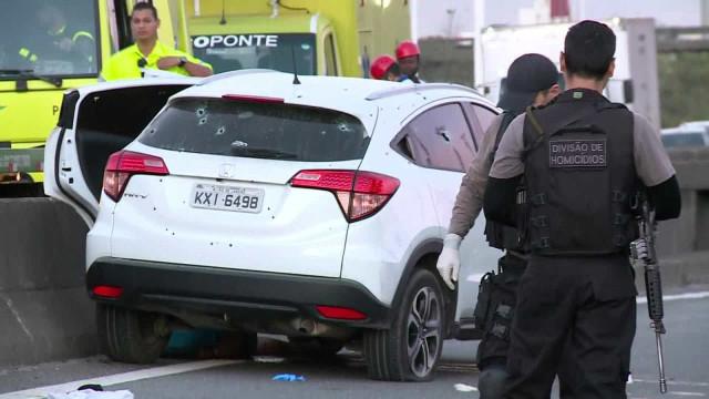 Confronto entre policiais e bandidos deixa seis mortos em Niterói