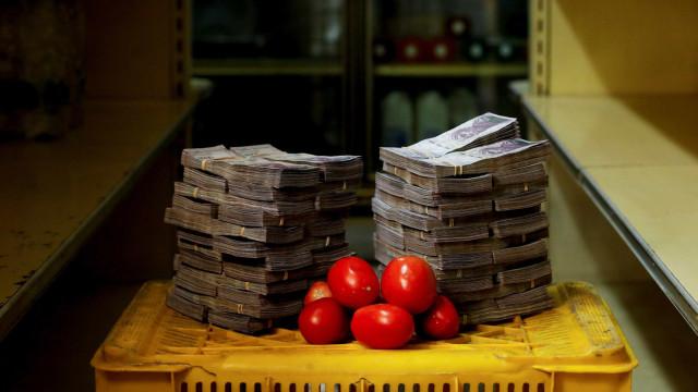 Quanto será necessário para comprar itens básicos na Venezuela?