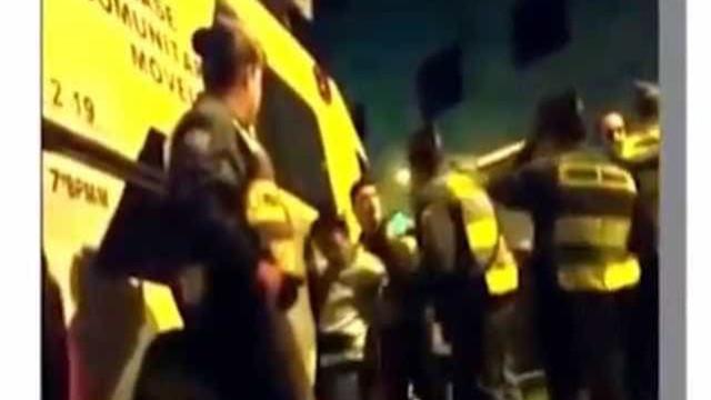 PMs agridem camelôs e são flagrados por vídeo no centro de SP