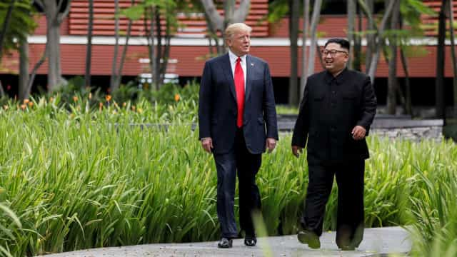Coreia do Norte diz que negociações com os EUA podem fracassar
