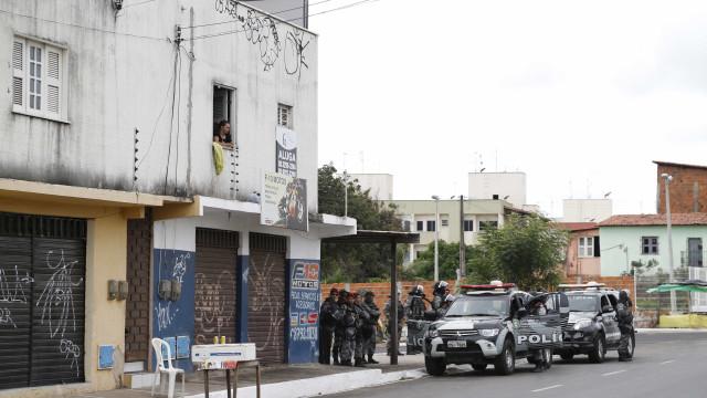 No Ceará, 27 estão presos suspeitos de expulsar famílias de suas casas