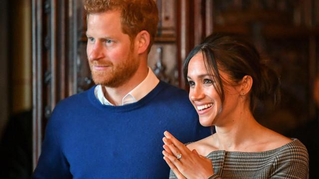 Nasce bebê de Meghan Markle e príncipe Harry