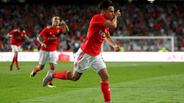Benfica, PSV e Estrela Vermelha garantem vaga na Champions League