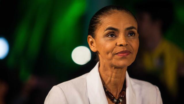Marina Silva declara voto a Haddad: 'Oposição democrática'