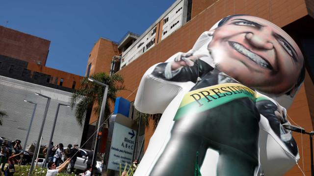 Bolsonaro permanece em condição estável, diz boletim médico