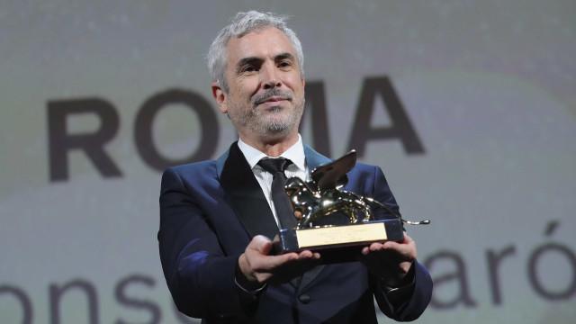 Longa 'Roma', do mexicano Alfonso Cuarón, vence o Festival de Veneza