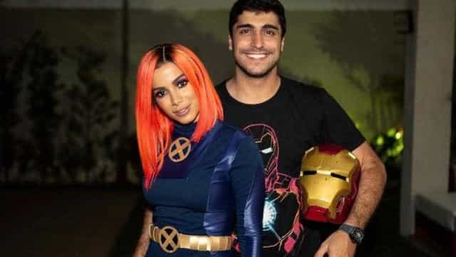 Relembre momentos especiais entre Anitta e Thiago Magalhães; fotos