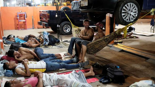 Governo venezuelano nega ter gerado saída em massa de cidadãos