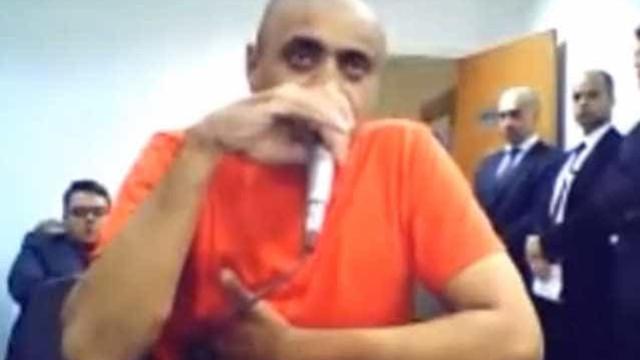 Agressor diz que se sente ameaçado por discursos de Bolsonaro; vídeo