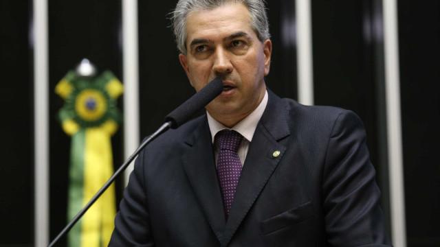 Governador de MS, Reinaldo Azambuja é diagnosticado com covid-19