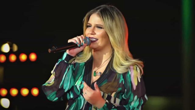 Marília Mendonça presta apoio a cantora preterida por Silvio Santos