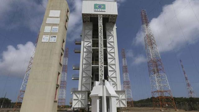 Centro está preparado para lançamento de foguete após acidende
