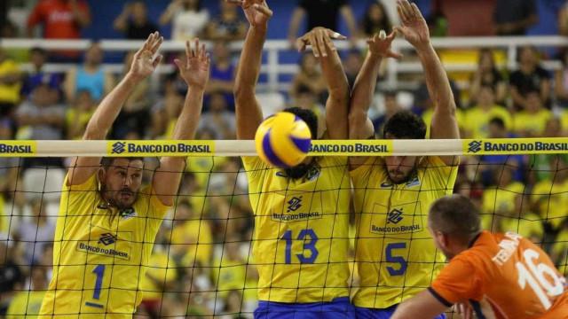 Brasil perde para Holanda no Mundial e rival quebra tabu de 52 anos
