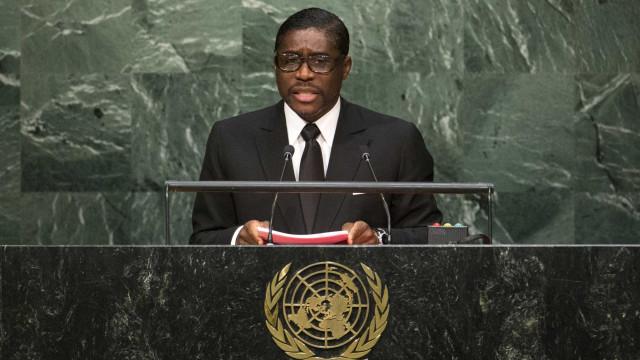 Filho de ditador volta à Guiné Equatorial e pede bens apreendidos