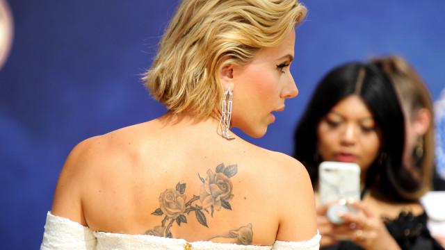 Descubra a quais famosos pertencem estas tatuagens