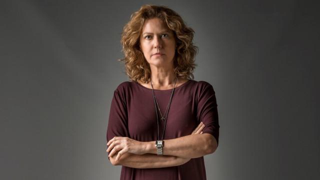 Patricia Pillar afirma estar em crise e relembra Flora, sua 1ª vilã