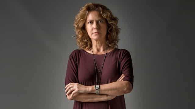 Patricia Pillar se diz perplexa e que debaterá 'ódio do governo'