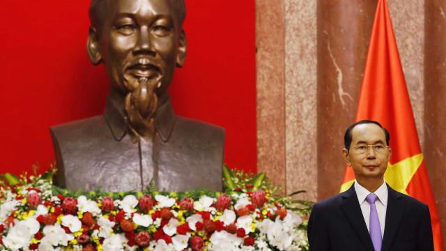 Morre aos 61 anos presidente em exercício no Vietnã
