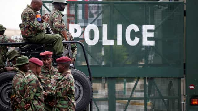 Prédio de seis andares desaba no Quênia