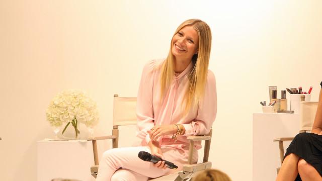 'Sempre estivemos destinados', diz Gwyneth Paltrow sobre Chris Martin