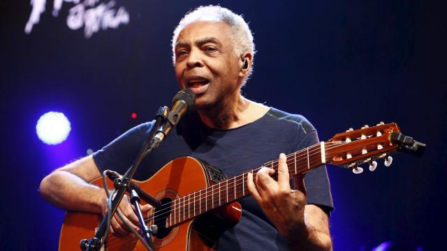 Aos 76, Gilberto Gil mostra energia e voz forte durante show em SP
