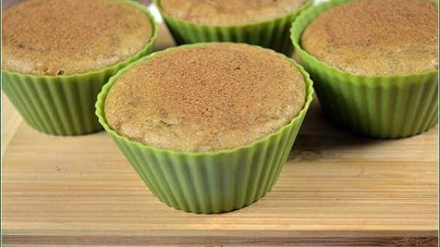 Aprenda a fazer deliciosos muffins de banana