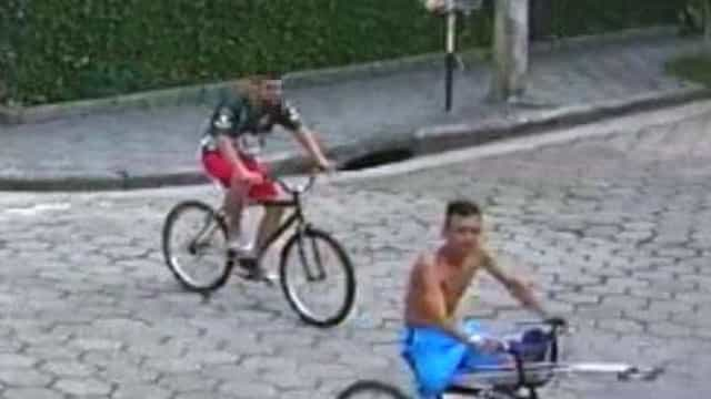 Após perder perna em assalto, ladrão utiliza muletas em novos roubos
