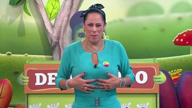 Silvia Abravanel se recusa a entrar no ar ao ter crise de choro no SBT