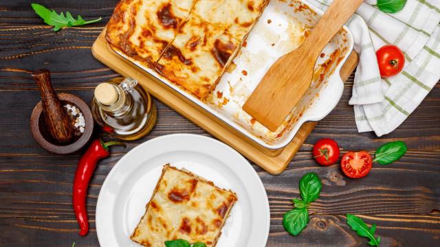 Confira opção deliciosa de lasanha vegetariana