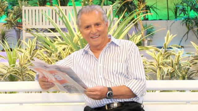 Carlos Alberto fala sobre Tatá Werneck: 'Dercy Gonçalves do século 21'