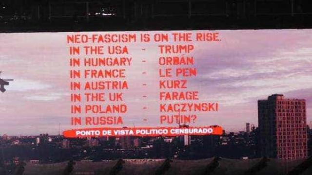 Roger Waters censura nome de Bolsonaro e evita #EleNão em 2º show