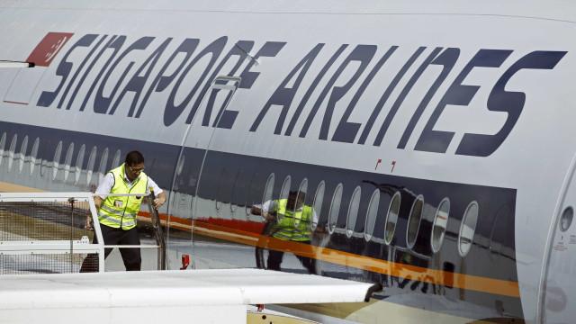 Com quase 19h, Singapore volta a operar voo mais longo do mundo