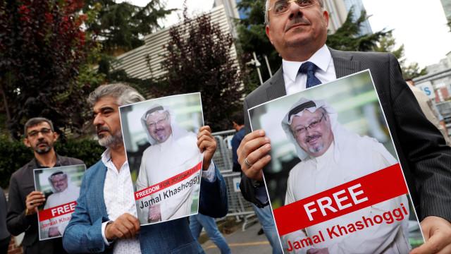 Saudita morto, repórteres e jornal atacado são pessoas do ano da Time