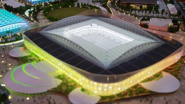 Estádios do Mundial do Catar vão simbolizar a 'Copa das 1001 Noites'
