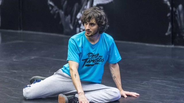 Fiuk machuca joelho e fica fora da Dança; Danton Mello se mantém líder