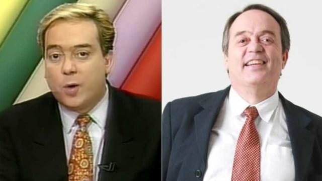 Ex-apresentador do 'Aqui Agora' vende raspadinha na TV