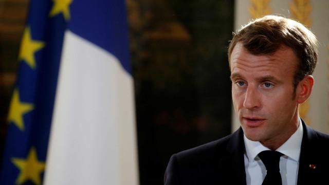 Macron diz que queimadas na Amazônia geraram crise internacional