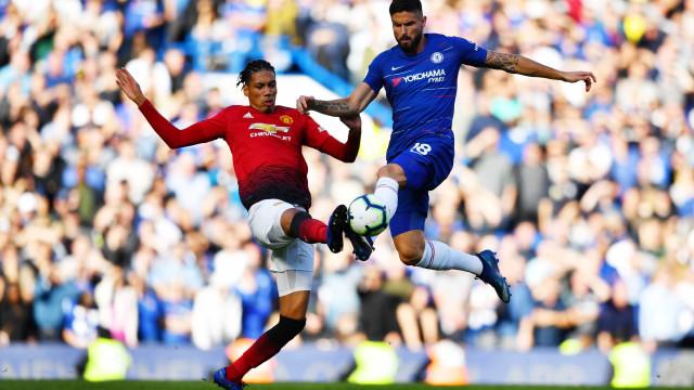 Chelsea e United se enfrentarão nas oitavas da Copa da Inglaterra