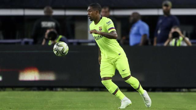 Barça: lesão de Messi abre espaço para Malcom voltar a ser relacionado