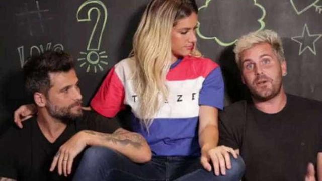 """Thiago Gagliasso encontra Bruno: """"Não precisamos ser melhores amigos"""""""