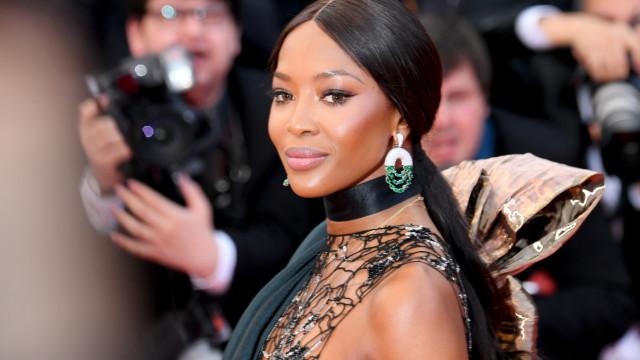 Naomi Campbell diz que sofreu racismo em hotel no sul da França