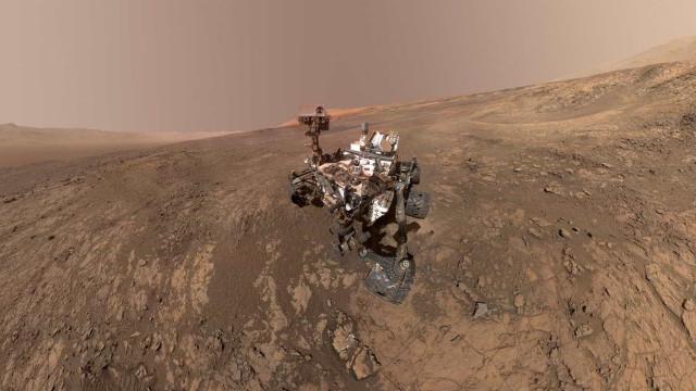 Estudo da Nasa diz que vida em Marte pode ser possível