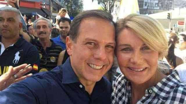 Após diagnóstico de Doria, primeira-dama de SP também testa positivo