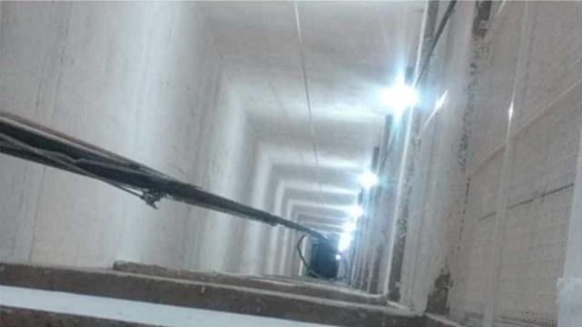Homem sobrevive após cair do 18º andar em fosso de elevador