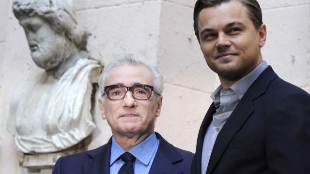 Martin Scorsese e DiCaprio trabalham em filme sobre massacre indígena