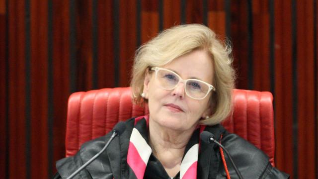 Rosa Weber assume plantão do Supremo a partir dehoje