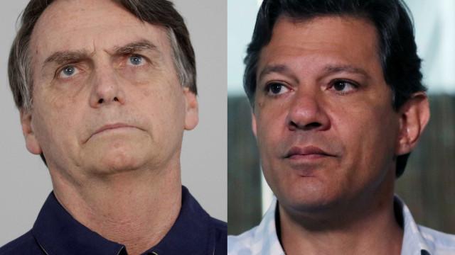Brasil elegerá presidente réu pela 1ª vez desde redemocratização