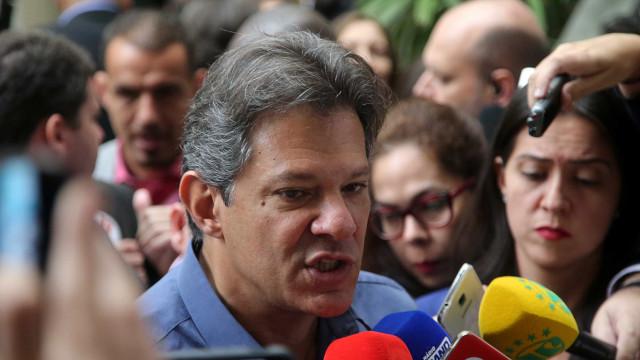 Haddad pede habeas para trancar ação dos R$ 2,6 mi de empreiteira