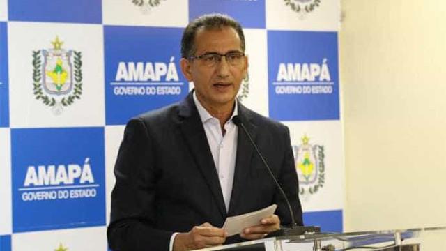 Governador do AP, Waldez Góes foi empossado logo após virada de ano